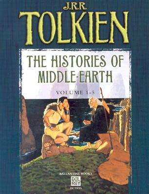 The Histories of Middle-Earth By Tolkien, J. R. R.