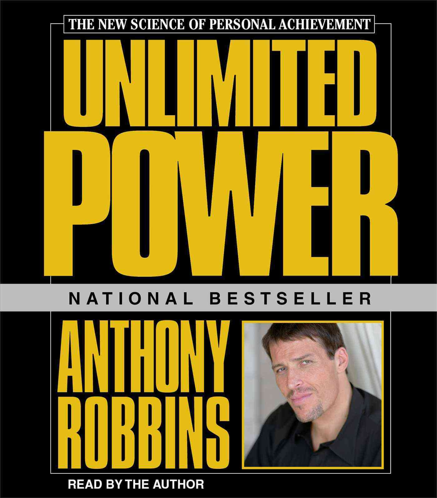 [CD] Unlimited Power By Robbins, Anthony