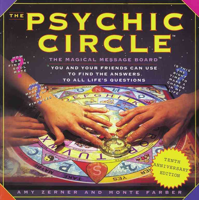 The Psychic Circle By Zerner, Amy/ Farber, Monte